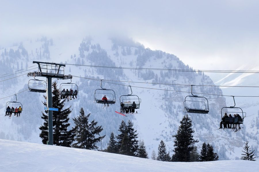 High 5 Ski Resorts This Ski Season