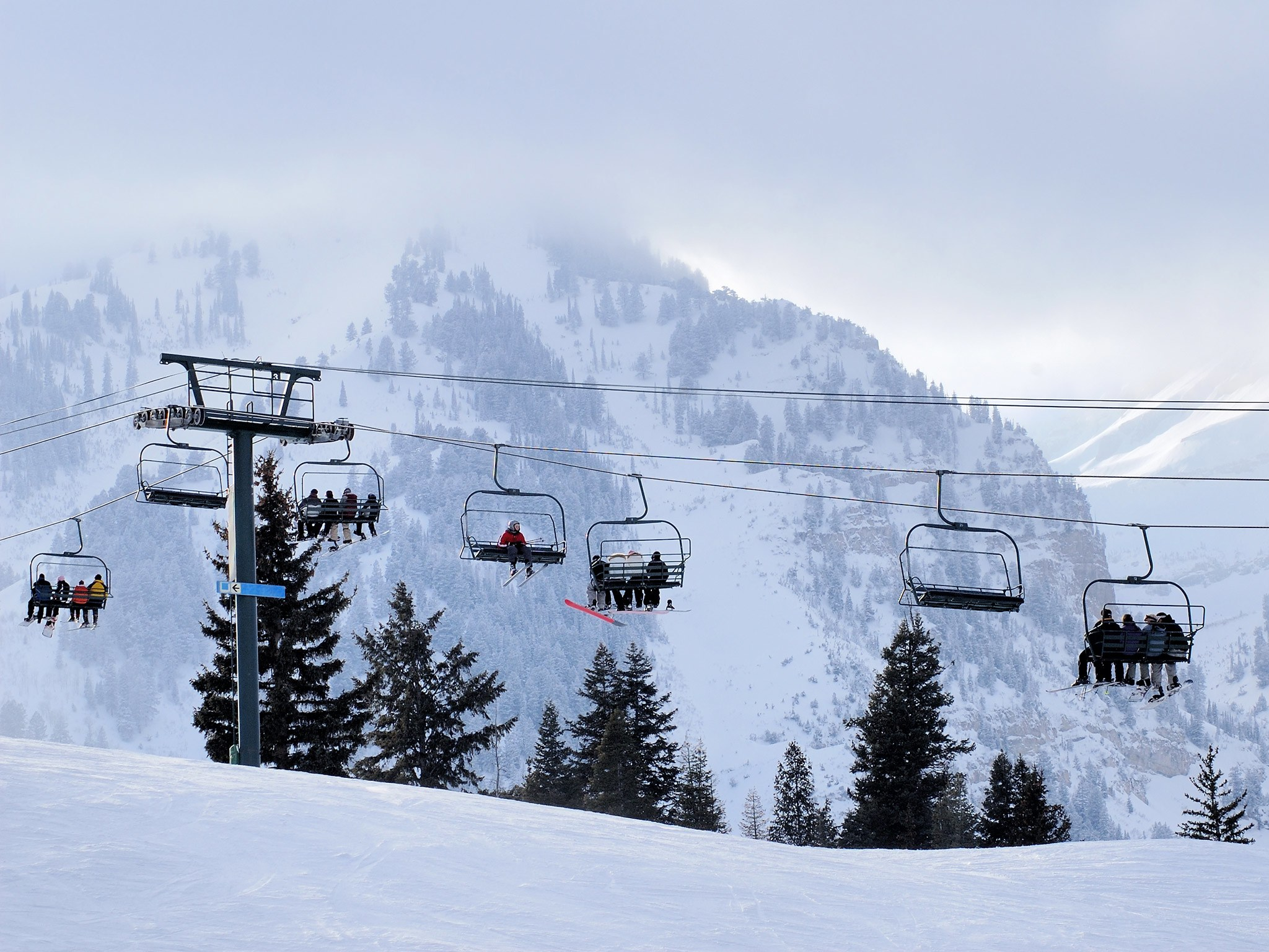 Top 5 Ski Resorts This Ski Season