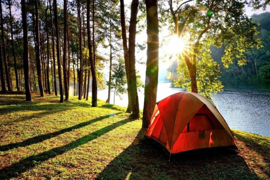High Tenting Suggestions For a Clean Journey