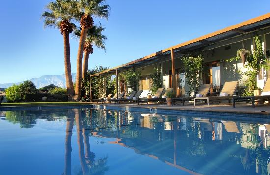 Get relaxed with Palm Springs Hot Springs