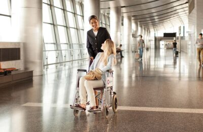 How Qatar Airways Assist the Physical or Mental Impaired Passengers?
