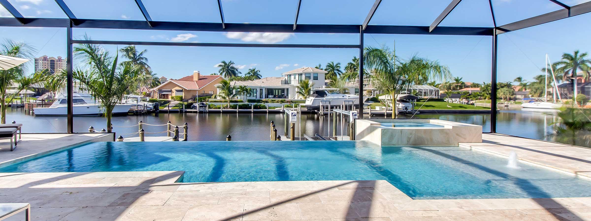 Renting a Florida Villa With an Inground Pool Makes Sense